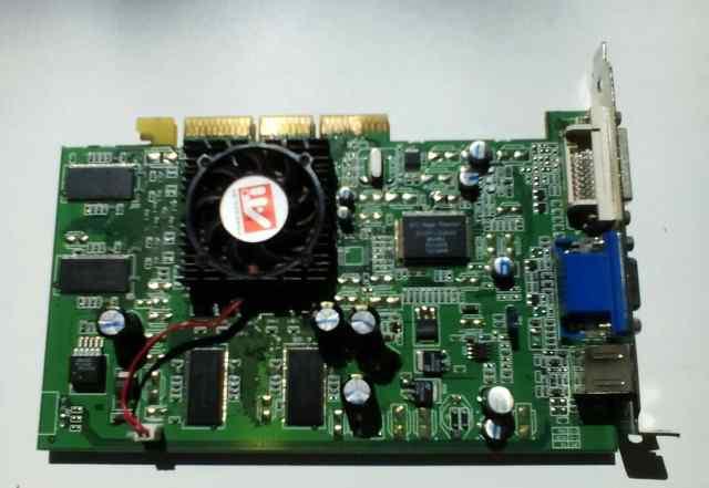 Radeon 9100 128Mb DDR