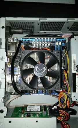 Системный блок Mini-ITX (Core i7)