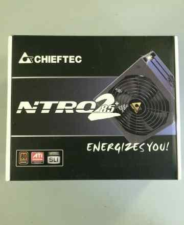 Блок питания Chieftec BPS-850C2 850W (Новый)
