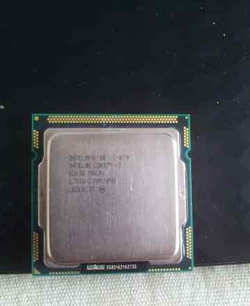 Intel core i7-870 LGA 1156
