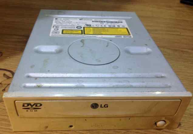Двд-дисковод LG