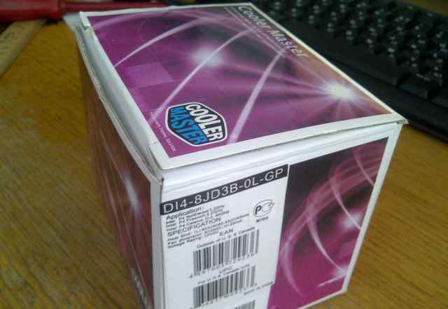 Cooler Master DI4-8JD3B-0L-GP