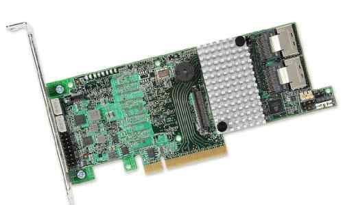 Контроллер SAS LSI megaraid SAS 9271-8I