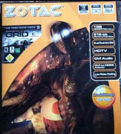 GeForce GTX 280 1gb 512 bit