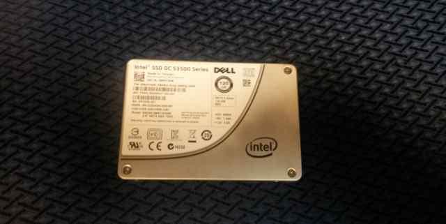 SSD диск Intel 120Gb