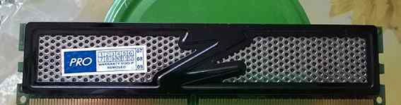 Оперативная память 2 Гб DDR2 OCZ Technology