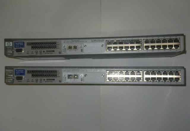 Коммутатор HP ProCurve 2524 (J4813A) б. у