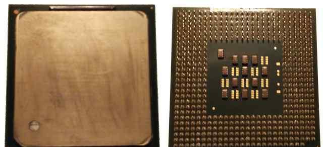 Intel Pentium 4 2.8ггц 512Кб