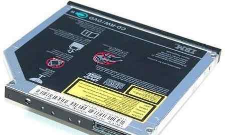 IBM-CD-RW/DVD teak DW-225