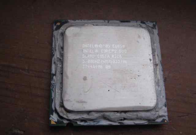 Intel Core 2 Duo E6850 LGA775