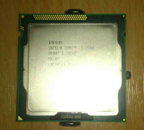 Intel I5-2500 3.3GHZ LGA1155 sandy bridge
