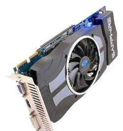 Sapphire Radeon HD 4870 750Mhz PCI-E 2.0 1024Mb 36