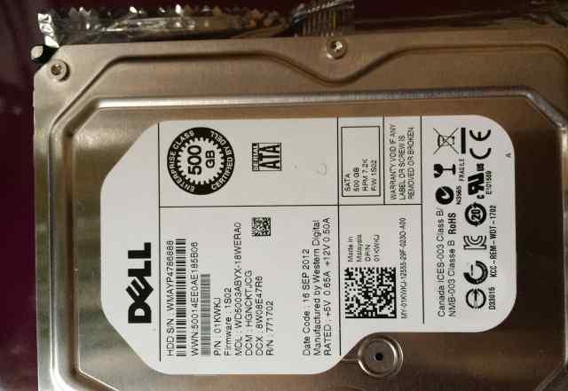 HDD SATA 500Gb Seagate