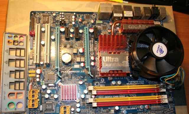 Gigabyte GA-X48-DS4 (rev. 1.3)