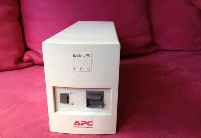 APC 400i back-ups Источник бесперебойного питания