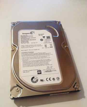 Жесткий диск SATA-III 500Gb Seagate ST500DM002