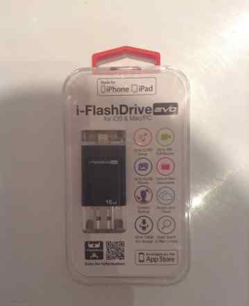 I-FlashDrive Evo for IOS Mac/PC