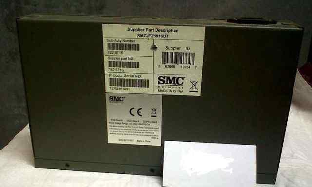 Хаб SMC Networks EZ1016DT 16-Ports