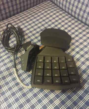 Игровая мини-клавиатура Razer Orbweaver