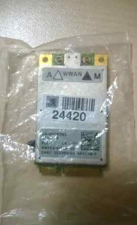 Dell 5520 3G hsdpa gprs mini PCI-E