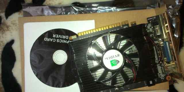 GTX 650 1gb б/у 4 месяца
