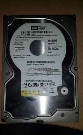 Жесткий диск WD 160 GB SATA