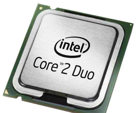 Intel Core 2 Duo E8500 Wolfdale (3166MHz, LGA775