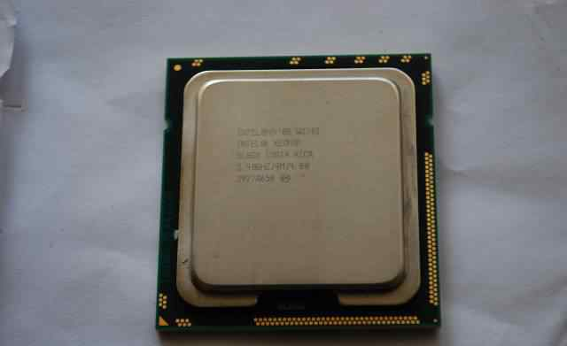 Процессор Intel Xeon W3503 costa rica 2.4 GHZ/4M