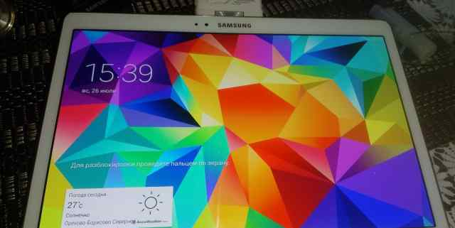 Samsung Galaxy Tab S 10.5 SMT 800 wifi 16gb