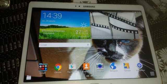 Samsung Galaxy Tab S 10.5 SMT 800 wifi 16gb