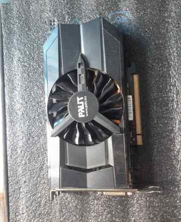 видеокарту GeForce GTX 660