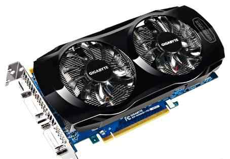 Gigabyte GeForce GTX 560 Ti 900Mhz