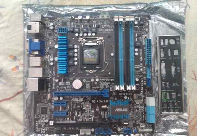Asus P8H77-M PRO socket 1155 mATX