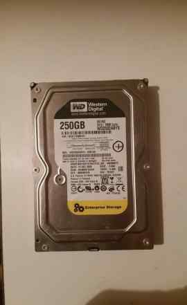 Жесткий диск Western Digital WD2502abys 250GB 3.5