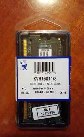 Kingston KVR16S11/8 (8 Gb) Новая