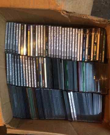 Коробки для CD/DVD дисков