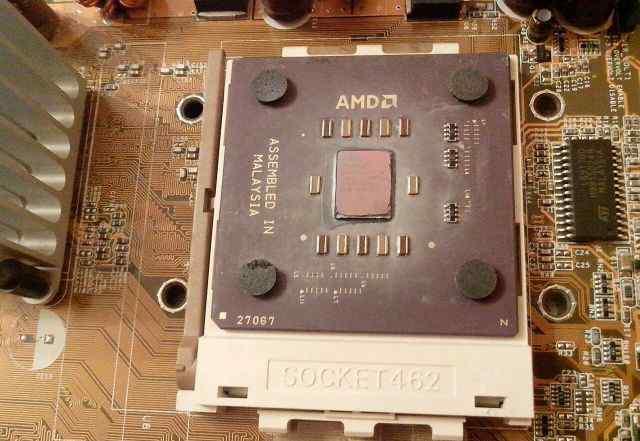 AMD Duron 1100 socket 462