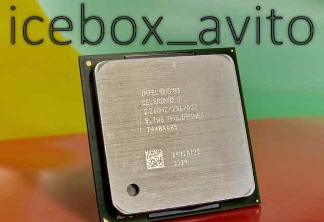 Intel Celeron D 315 (SL7WS)