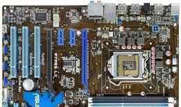 Asus P7P55 LX LGA 1156