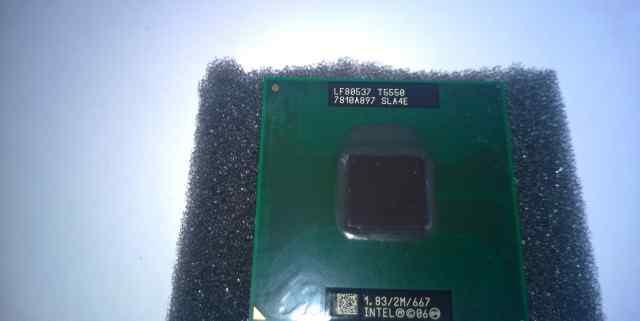 Intel Core 2 Duo T5550