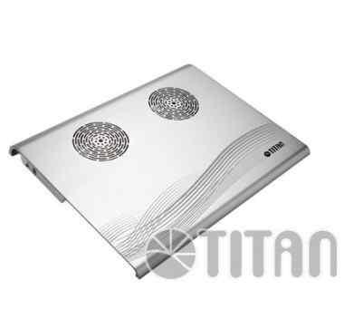 Теплоотводящая подставка под ноутбук Titan TTC-G3T