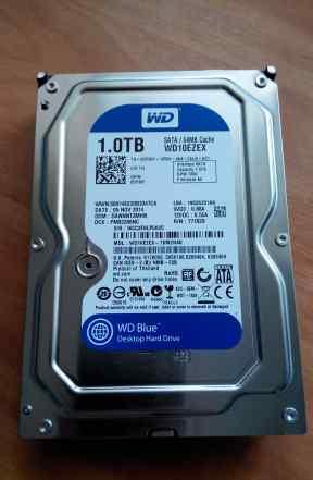 жесткий диск Western Digital 1TB
