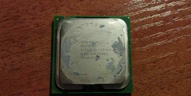 Intel Pentium4, 2.66Ghz (Prescott), 533Mhz, LGA775