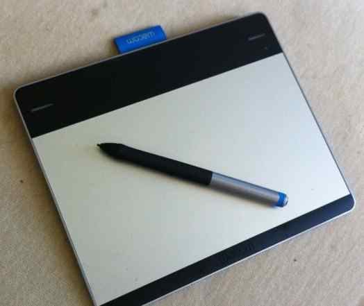 Wacom Intuous 5 Pen Touch