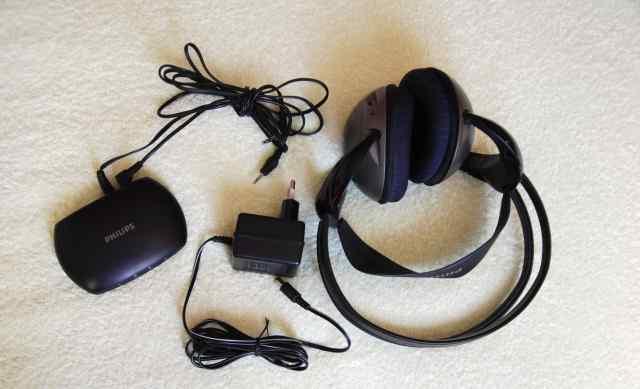 Наушники беспроводные Philips SHC2000