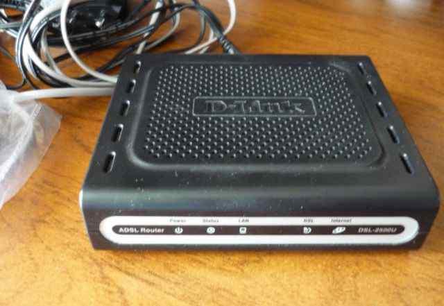 Модем DSL-2500U