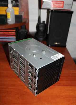 Корзина Intel SAS 4HDD AXX4DRV3gexp (новая)