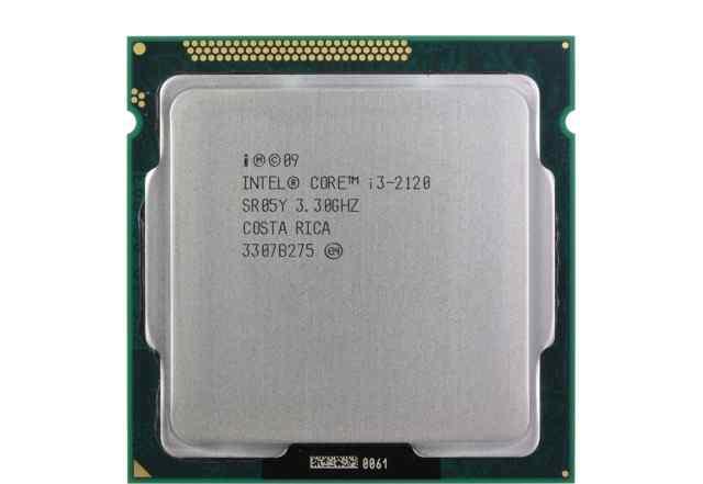 Intel core i3 2120/3.3/1155