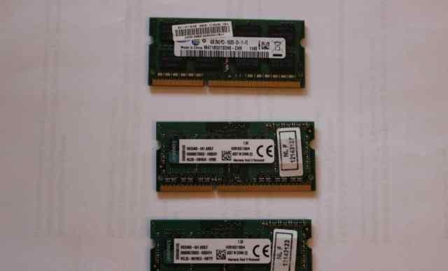 Оперативная память Kingston 4gb 12800 для ноутбука