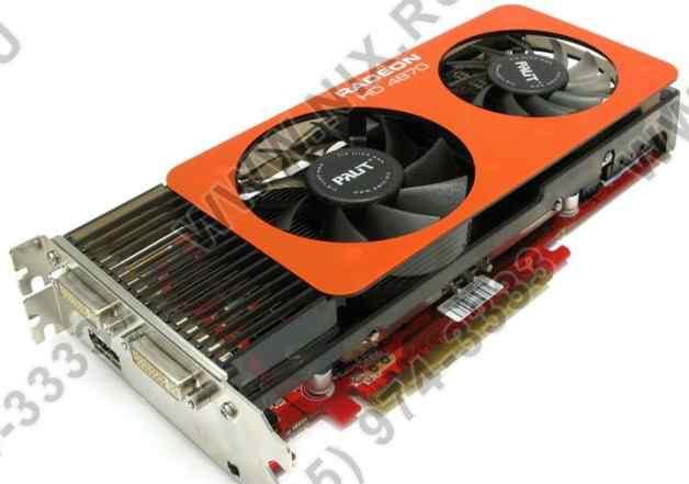 Palit Radeon HD 4870 Sonic Dual Edition 512MB